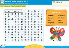 animal word search worksheets 14374 animals word search 3 simple