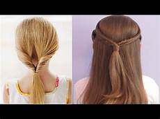 very easy hairstyles for kids youtube