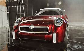 MG Icon Evokes Style Of Modern MGB GT  News Autovivacom