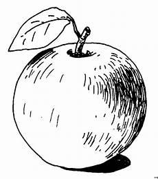 Malvorlagen Apfel Essen Apfel 2 Ausmalbild Malvorlage Essen Und Trinken