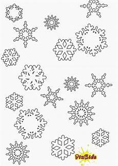 Ausmalbilder Schneeflocken Kostenlos Schneeflocken Vorlage Ausdrucken Beste Ausmalbild