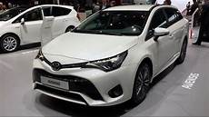 toyota avensis touring sports 2017 in detail review