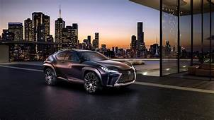 Rumor Production Ready Lexus UX Could Debut In March 2018