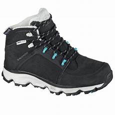 salomon rodeo wp schuhe winterstiefel outdoor damen