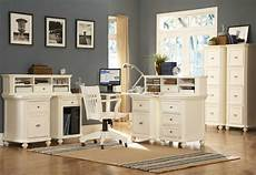 white home office furniture collections 8891 hanna white home office desk by coaster with options