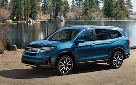 Comparison  Subaru Ascent Premium 2019 Vs Honda Pilot