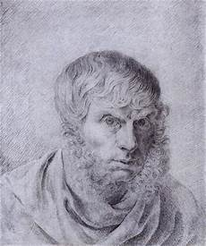 Autoportrait De Caspar David Friedrich