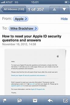 can someone hack my email without my password password how can i reset the answers of the security questions of my apple id ask different