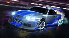 Buy Rocket League 174 Fast Furious 99 Nissan Skyline Gt
