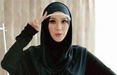 Tutorial Pashmina Ala Zaskia Adya Mecca 2