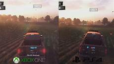 The Crew Ps4 Versus Xbox One Solid Performance At 30fps