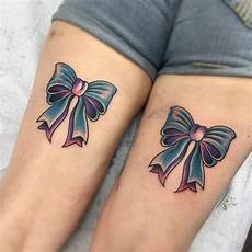 cute bow tattoos designs and meanings