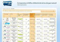 comparer offre electricité agence web et ssii webnet r 233 f 233 rences comparateur d