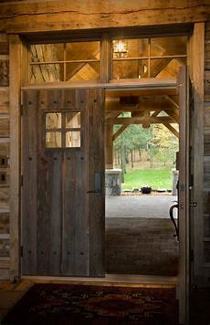 Big Entry Doors by Welcome To Big Wood Timber Frames Inc Reclaimed Wood