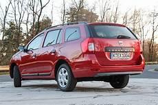 Neuwagen Der Woche 2014 Dacia Logan Mcv 1 2 16v Mit Lpg