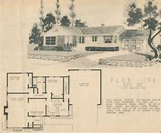 1950s ranch house plans 1950 home building plan service building plans house