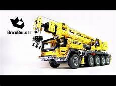 Lego Technic Build by Lego Technic 42009 Mobile Crane Mk Ii Lego Speed Build