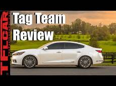 kia team 2017 2017 kia cadenza tag team review entry level luxury