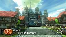 circuit mario kart 8 mario kart 8 dlc gameplay hyrule circuit hd