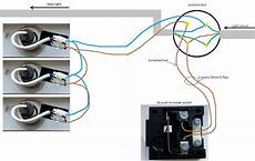 wiring diagram for 3 downlights wiring a push to break switch with 3 downlights is this right diagram included