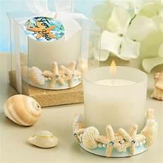 14 beach theme candle favors starfish wedding favor bridal