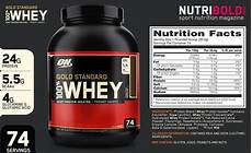 opiniones de whey gold standard 100 whey protein optimum