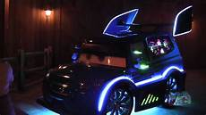 dj meets greets and plays tunes in cars land at disney