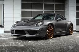 Porsche Carrera 4S Stinger By TopCar  GTspirit