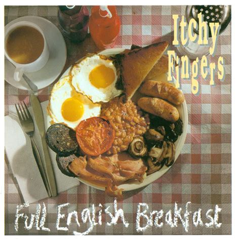 Itchy Fingers Full English Breakfast