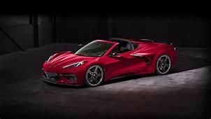 2020 Chevrolet Corvette Stingray Z51 Convertible 4K