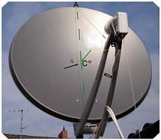 methode zur selbstausrichtung der satellitensch 252 ssel