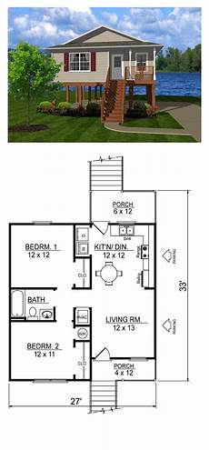 minecraft houses plans coastal style house plan 96701 with 2 bed 1 bath cool