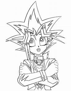 n 26 coloring pages of yu gi oh