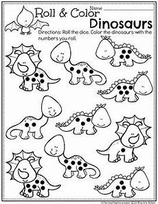 dinosaur worksheets for preschool free 15392 dinosaur activities for preschool by planning playtime tpt