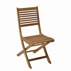 chaise de jardin en bois pliante alize saturne raviday