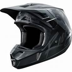 motocross helm schwarz fox racing 2017 mx new v2 rohr black grey dirt bike