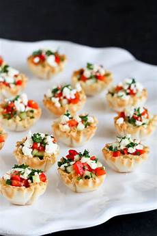 Wedding Shower Food Appetizers
