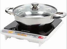 Tatung TIH F1500HU 1500 Watts Induction Cooktop with