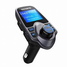 victsing bluetooth fm transmitter wireless in car fm