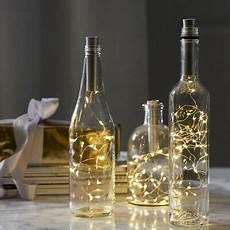 korken 10 15 20 led lichterkette flaschenbeleuchtung