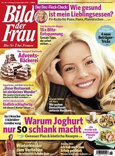 Bild Der Frau Aktuelle Ausgabe - bild der frau gesundheit liebe abnehmen mode und