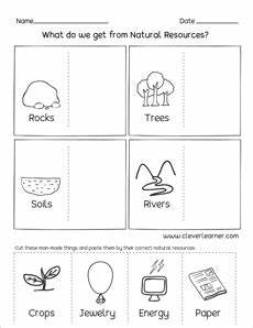 nature worksheet for kindergarten 15159 resources and made things worksheets for preschools