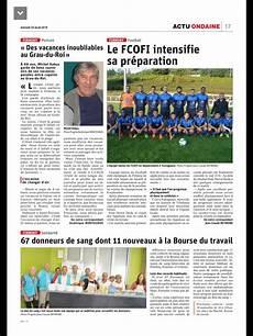Presse Fco Firminy Insersport