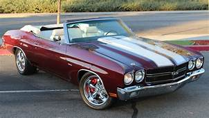 American Muscle Cars… Pro Touring 1970 Chevrolet Chevelle