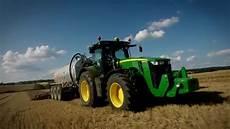vidéo de tracteur tracteurs deere s 233 ries 8r et 8rt
