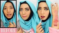 Tutorial Makeup Pesta Wardah Saubhaya Makeup