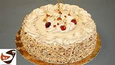torta con crema alla nocciola bimby torta chantilly alla nocciola facile e buonissima torta di compleanno viyoutube
