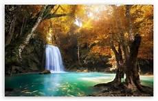 4k wallpaper nature screen waterfall hd desktop wallpaper widescreen high