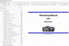 online auto repair manual 2000 ford excursion windshield wipe control 1999 ford excursion repair manual