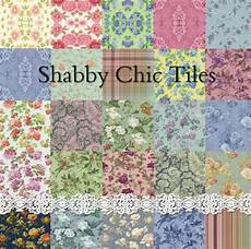 Shabby Chic Fliesen - shabby chic tiles digital scrapbook clipart graphics
